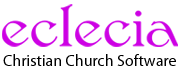 Christian Church Software